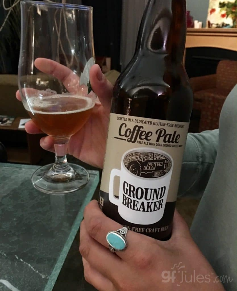 Count on Groundbreaker Brewing for naturally gluten free beer in flavor combinations to please all kinds of taste buds.